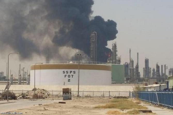 انفجار بوحدة لمصفاة الشعيبة الكويتية
