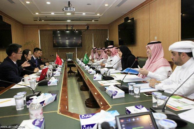 المملكة تشارك في تأسيس تحالف عربي - صيني في مجال التكنولوجيا الطبية