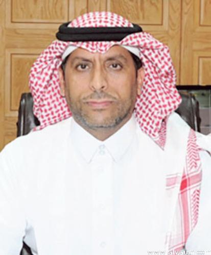 «الخالدي» مديراً لفرع وزارة التجارة والصناعة بالشرقية