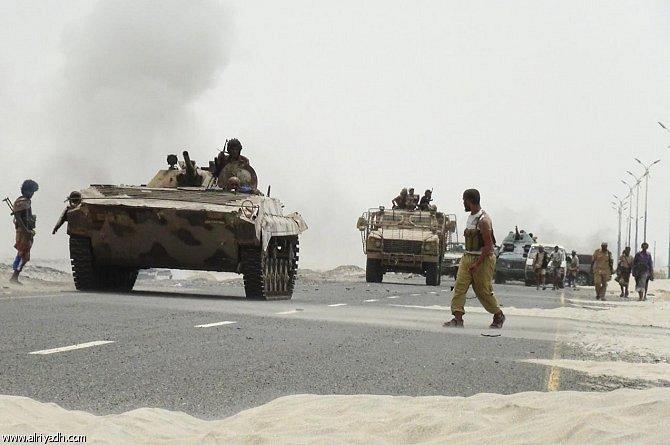 المقاومة اليمنية بمأرب تنتزع مواقع جديدة من قبضة المليشيات