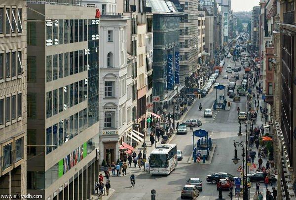 دراسة تظهر تزايد إقبال الألمان على شراء السيارات رباعية الدفع