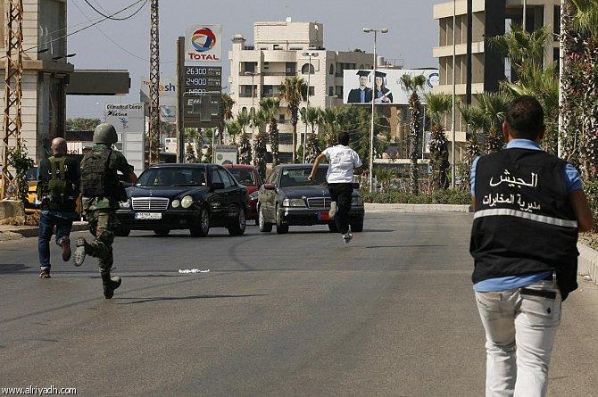 الجيش اللبناني يقتل مسلحين حاولا التسلل عبر الحدود السورية