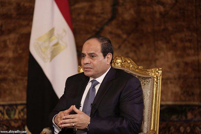 وفاة والدة الرئيس المصري