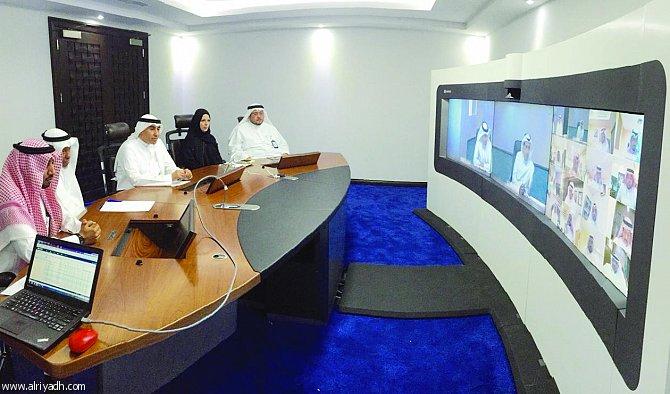 أمانة جدة تطبق تقنية تتيح عقد الاجتماعات ب «الحضور المرئي»